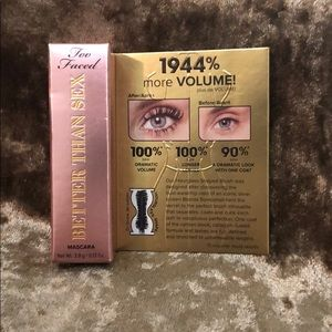 Other - Mini Too Faced Better Than Sex Mascara